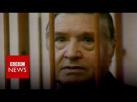 legacy of Mafia boss Toto Riina – BBC News