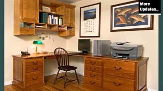 Home Office Desk Furniture Ideas