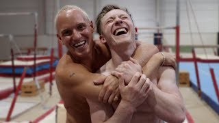 GYMNASTICS WITH JAMIE LAING | His Hidden Talent?
