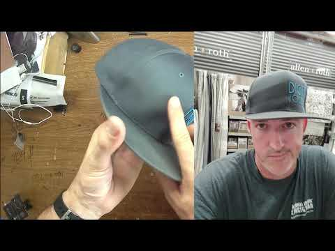 Baseball Cap Repair.