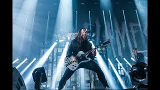 In Flames 2017 live in München - Darker Times (Munich, Olympiahalle 29.11.2017 Full Song)