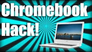 How to unblock everything on a Chromebook (no voice)