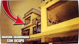 ✔ Visitando MANSION ABANDONADA con OCUPA ! - Exploracion Urbana Lugares Abandonados en España