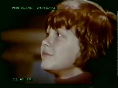 Darren Burn in a 1973 documentary