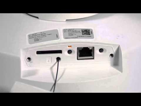 Technical tip: Factory default an AXIS Q6000-E