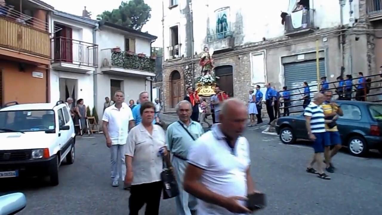 Isca Sullo Ionio (CZ) - San Marziale in via Regina Elena ...