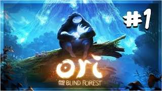 Ori and the Blind Forest #1 Początki bywają..