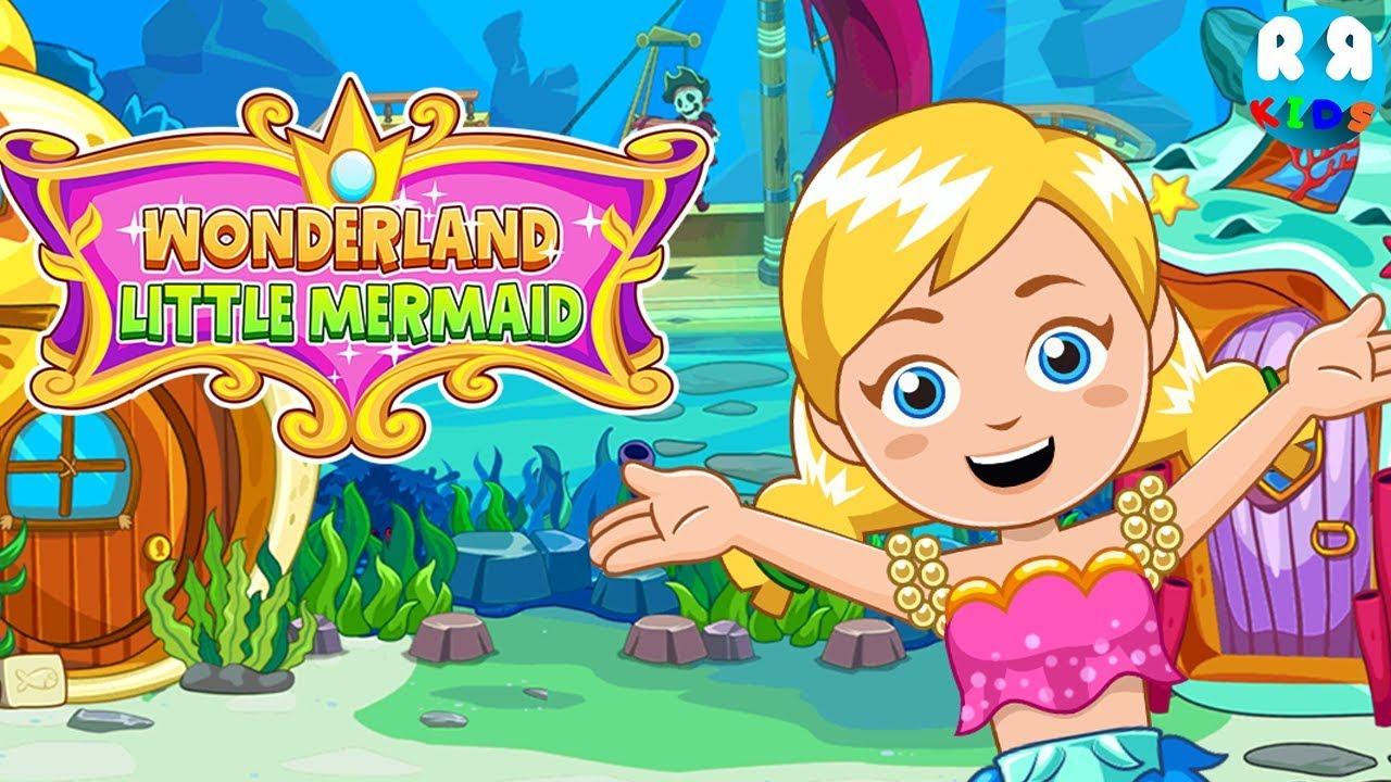 The Mountain Kids Little Mermaid
