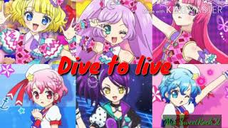 i☆Ris - DIVE TO LIVE