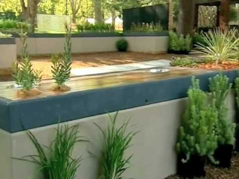 Landscape Tanks On Better Homes And Gardens Youtube