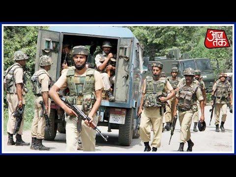 Khabardar: Militants Attack SSB Convoy In Zakura, Srinagar, One Soldier Dead