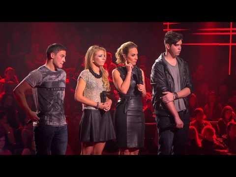 The Voice of Ireland Series 3 Battles  Peter Whitford Vs Anna O'Hanlon Vs Thomas Kinney