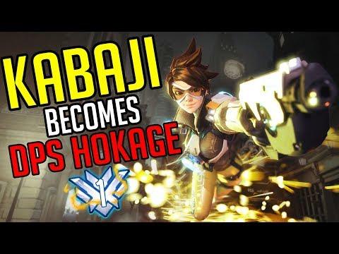 KABAJI THE DPS HOKAGE | Best Of Kabaji Montage (Overwatch Facts & Highlights)