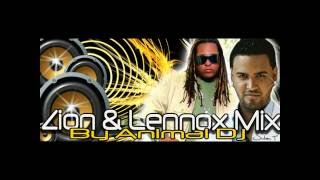 Animal DJ - Zion & Lenox Mix 1 (www.animaldj.co)