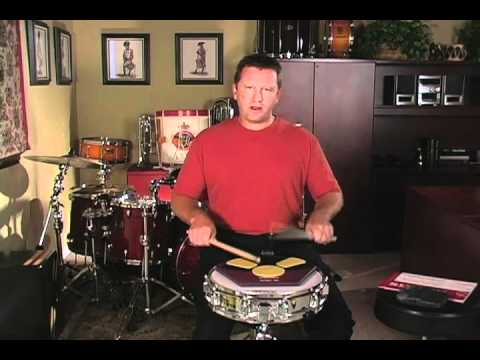 a fresh approach to snare drum lesson 1 b single stroke roll youtube. Black Bedroom Furniture Sets. Home Design Ideas