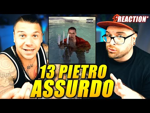 13 Pietro - Assurdo ( Disco Completo ) *REACTION*