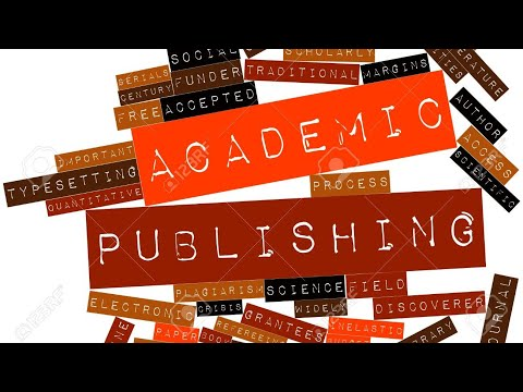 The Reconstruction of Academic Publishing by Dr. Rashawn Ray