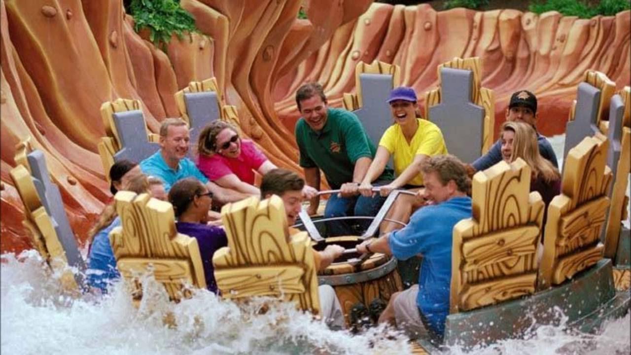 Universal Studios Orlando Top 10 Rides Youtube