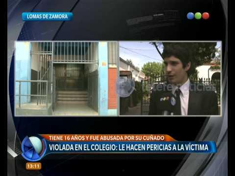 Violada en la escuela: las declaraciones de amiga y hermana - Telefe Noticias