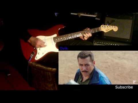 Jag Ghoomeya  Movie Sultan Guitar Instrumental.
