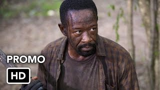 "The Walking Dead Season 6 Episode 4 ""Here's Not Here"" Promo (HD)"