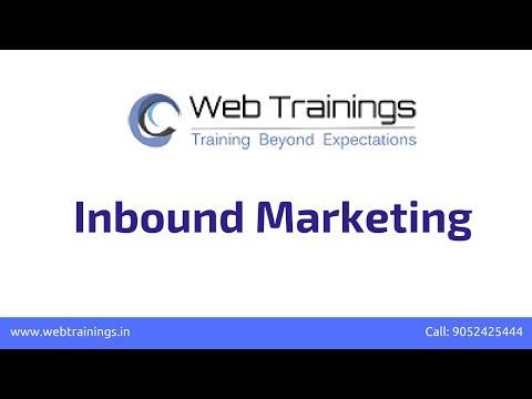 Inbound Marketing Tutorial : Learn Inbound Marketing Strategy Video