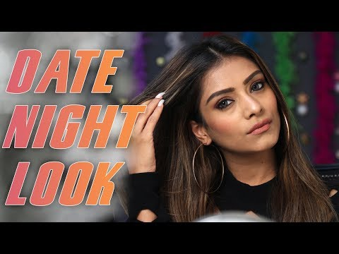 Date Night Makeup Look | How To Apply Date Night Makeup |Date Night Look | Makeup Tutorials | Foxy