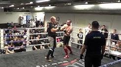 Tero Virtanen vs Dean Buncic
