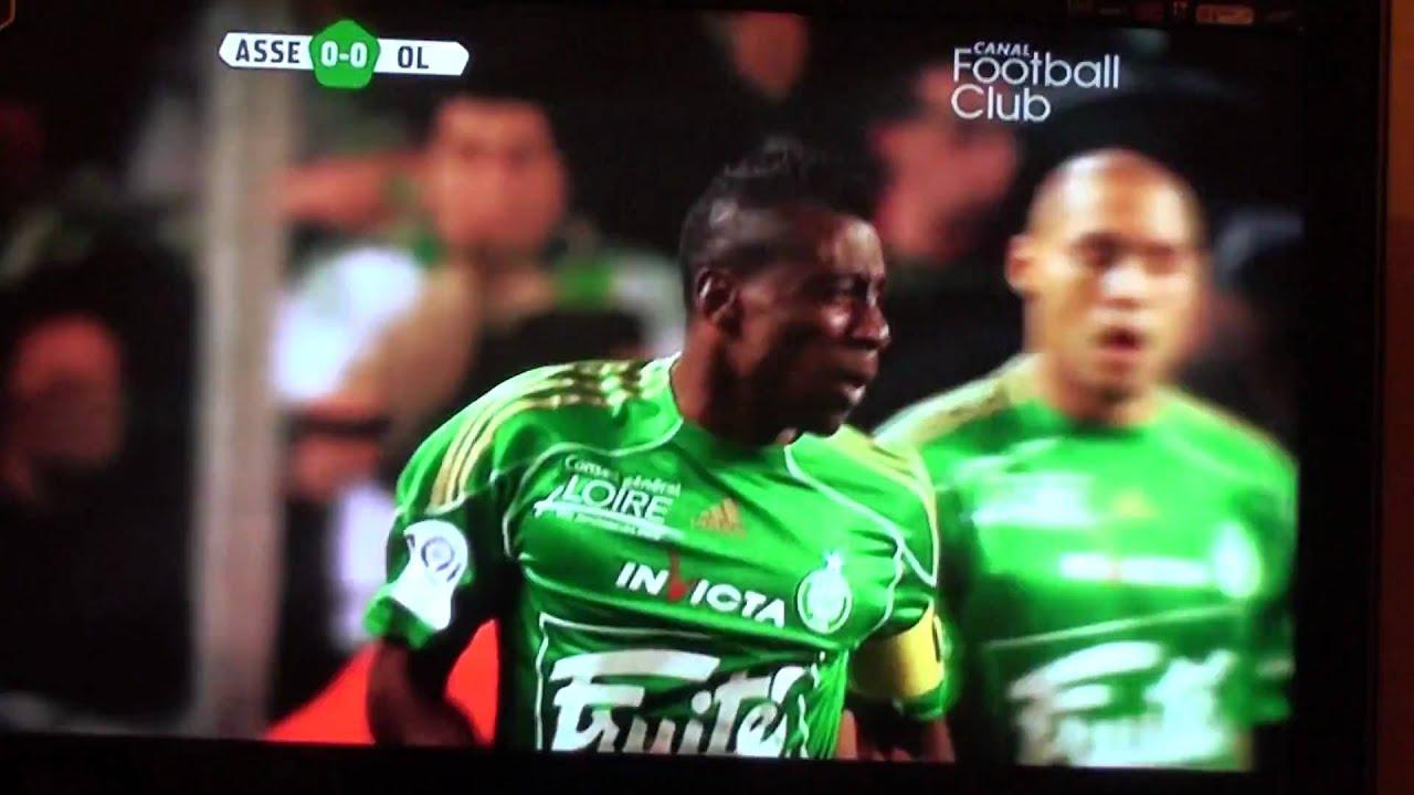 Asse Vs Ol 0 1 R 233 Sum 233 Canal Football Club Youtube