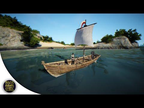 Black Desert Online - Fishing Boat Crafting Guide