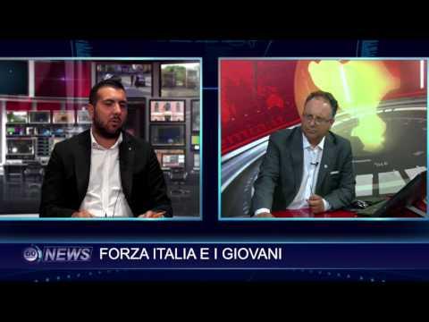 60 news del 18 luglio 2017 | Forza Italia e i Giovani | IL VIDEO