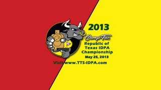 2013 CompTac Republic of Texas IDPA