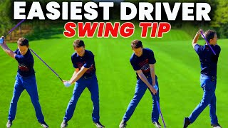 The Driver Swing is so much easier when you know this
