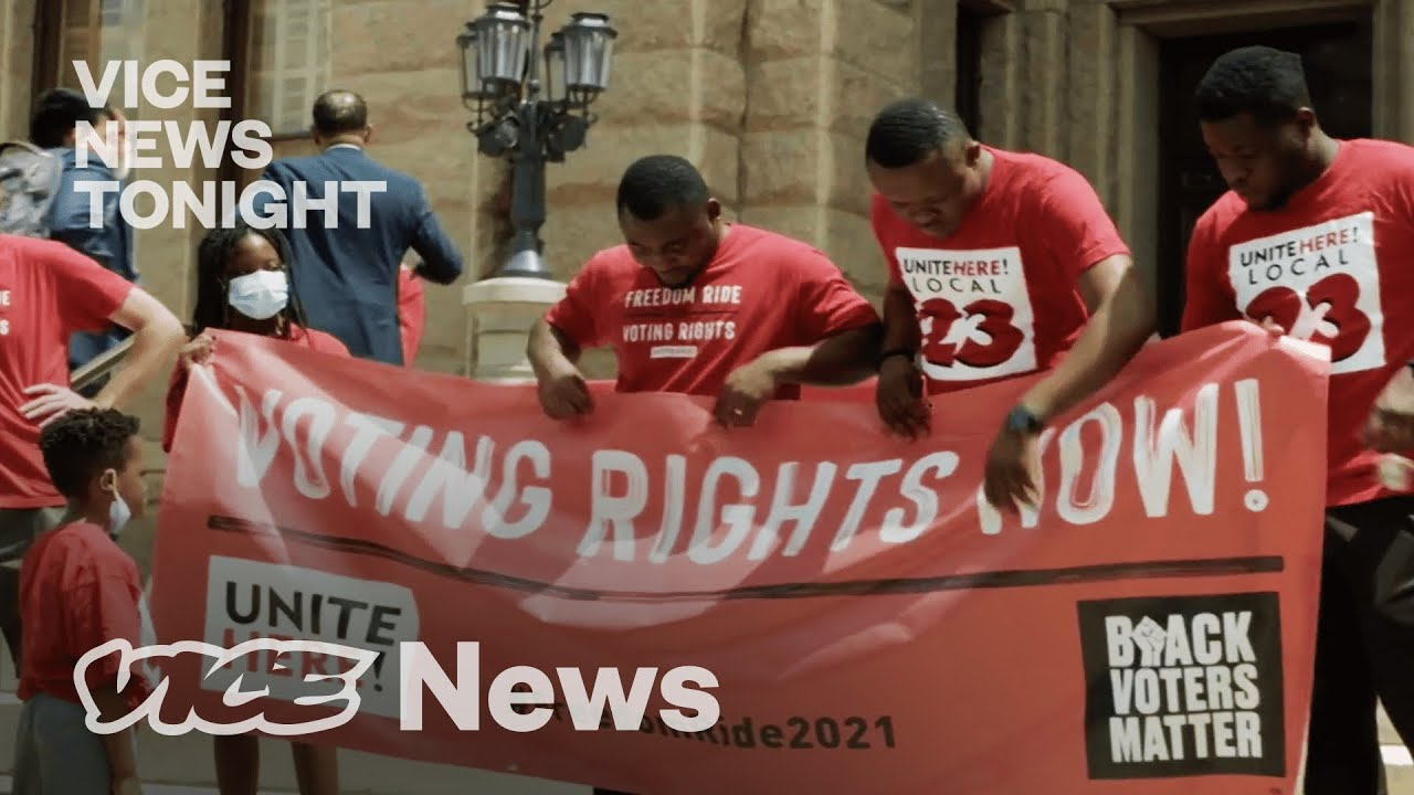 Reporting on Voter Suppression in Texas | Field Notes