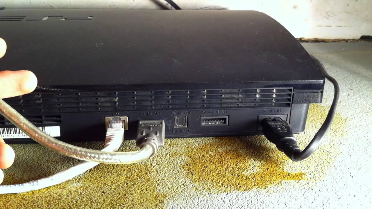 Brancher sa console sur une tv hd bases sur les consoles - Comment rallonger un cable tv ...