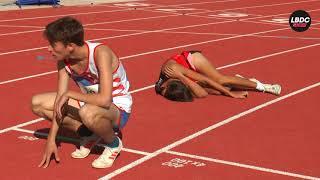 800m Hombres Sub18 Final A, Cto. Cataluña
