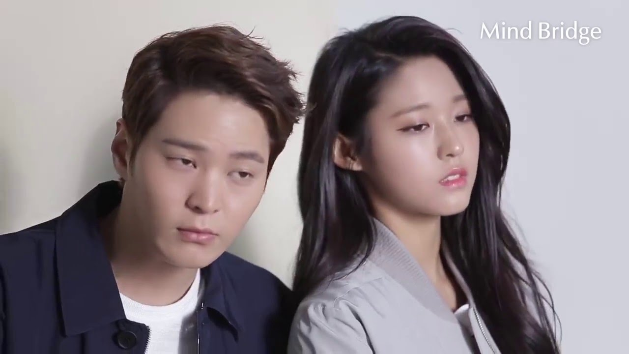 Mind bridge 2016 Spring Lookbook Making Film Joo Won and Seolhyun mp4