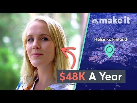 Living On $48K A Year In Helsinki, Finland   Millennial Money