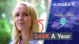 Living On $48K A Year In Helsinki, Finland | Millennial Money