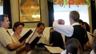 Камерный Хор Даниловского монастыря - видео 2(27 мая 2011 Молодежный хор Патриаршего центра духовного развития детей и молодежи http://www.cdrm.ru/projects/detail.php?ID=10., 2011-05-27T21:29:33.000Z)