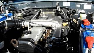 Diagnostique Bruit pompe a injection Toyota HZJ70