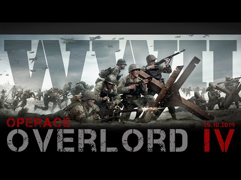 Airsoftová Akce Overlord IV - 26.10. 2019 - APK Airsoft Crew