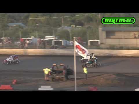 6 15 19 Northwest Focus Midgets  Willamette Speedway  Highlights