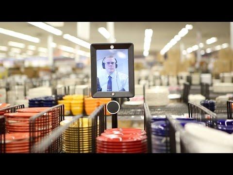 Case Study: Standard Restaurant Supply + Double Robotics