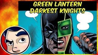 Green Lanterns and Batman