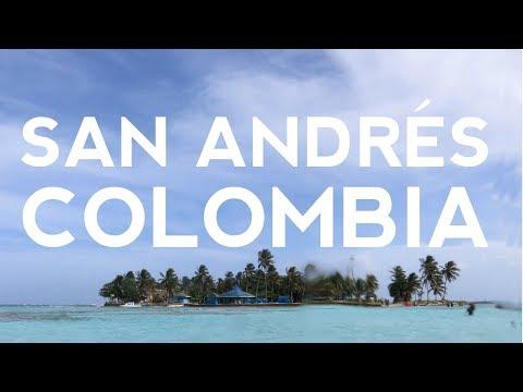 Diving San Andrés, Colombia
