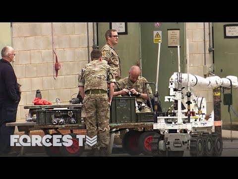 Bomb Disposal Masterclass: Inside Britain's Elite School | Forces TV