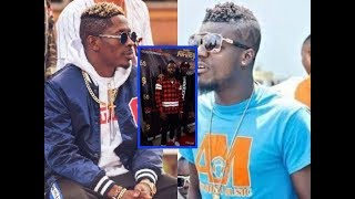 (Revealed) Real reason why shatta wale sacked his brother and pope skinny
