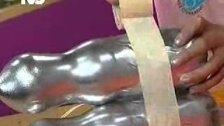 Cómo hacer una Mochila Cohete (EC)