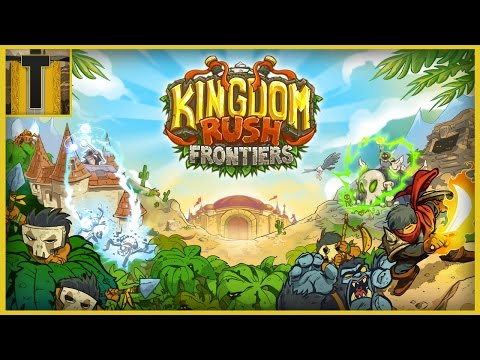 Kingdom Rush Frontiers: Steam Edition- Part 1